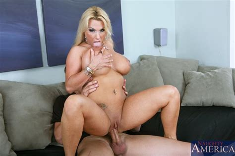 Nasty Milf Holly Halston Touches Her Giant Tits And Rides Her Man S Strong Thick Cock