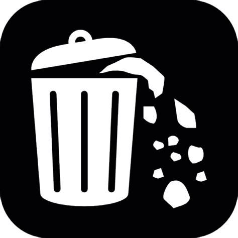 recyclage papier bureau gratuit poubelle débordante télécharger icons gratuitement