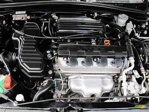 2005 Honda Civic Ex Coupe 1 7l Sohc 16v Vtec 4 Cylinder