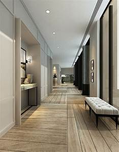 20 long corridor design ideas perfect for hotels and With interior decor hallways