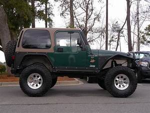 1999 Jeep Wrangler Tj Sahara For Sale