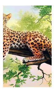 1280x720 Leopard Art HD 720P HD 4k Wallpapers, Images ...