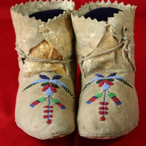 amerikanischer shop kleidung sioux beaded moccasins moc s