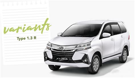 Review Daihatsu Grand Xenia by Review Daihatsu Grand New Xenia 1 3 R 2019 Calon Volume