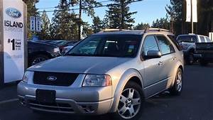 2006 Ford Freestyle Limited Awd  Dvd Review