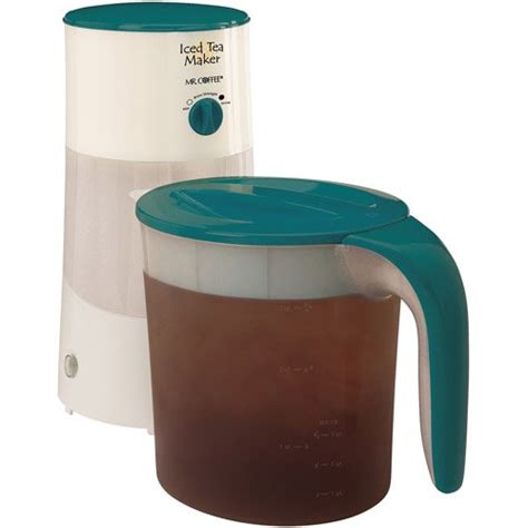 Amazon's choice for teal coffee maker. Mr. Coffee Fresh Iced Tea Maker 3-Quart - Teal - Walmart.com - Walmart.com