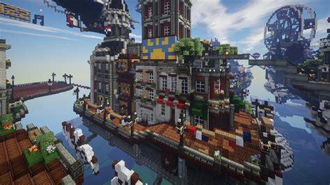 bioshock infinites columbia appears   skies  minecraft pc gamer