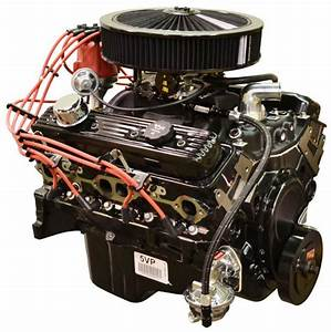 10067353 Pace Sbc 350 350hp Black Trim Engine With 700r4