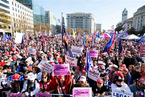 Saturday's March for Trump Was Incredible! What's Next ...