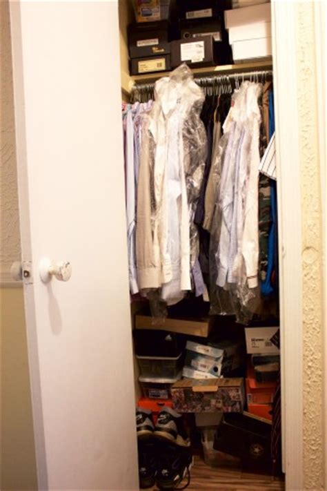 5 problems with your bedroom closet and how to solve them