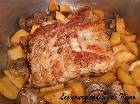 r 244 ti de porc en cocotte minute les gourmandises de n 233 mo