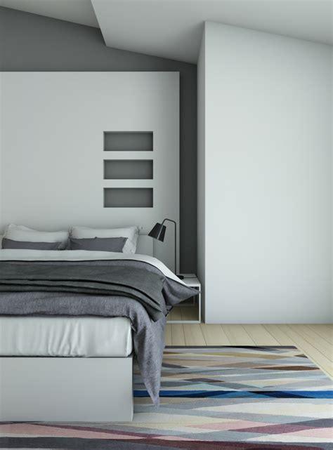 graue wand schlafzimmer graue wand im schlafzimmer ber ideen zu graue w nde auf graues schlafzimmer graue