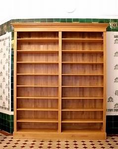 Bücherregal 2 Teilig : b cherregal massivholz erle im naturton 250x200x35cm ebay ~ Indierocktalk.com Haus und Dekorationen