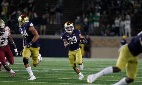 5 Stars: The best and worst of Notre Dame's 42-26 victory ...