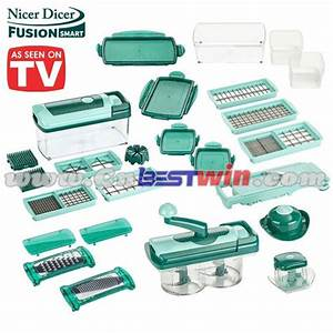 Nicer Dicer Tv Angebot : 13pc nicer dicer fusion vegetable slicer 2016 new items as seen on tv manufacturers and ~ Watch28wear.com Haus und Dekorationen