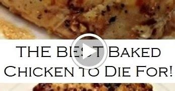 baked chicken  die  dont lose thi
