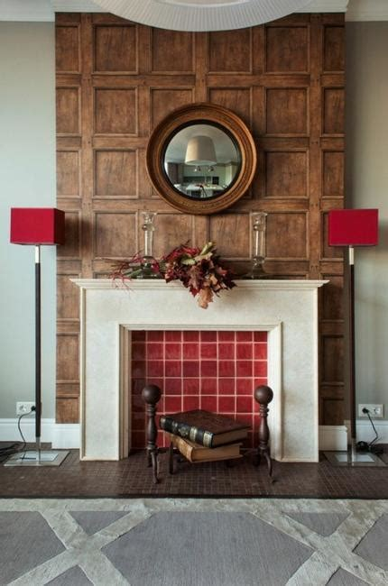 fake fireplace designs  spectacular diy