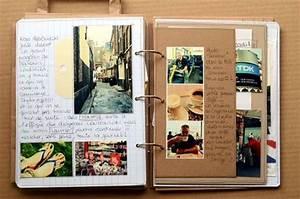 Carnet De Voyage Original : inspiration carnets de voyage cocon de d coration le blog ~ Preciouscoupons.com Idées de Décoration