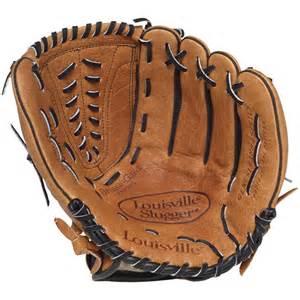 Softball Baseball Glove Clip Art