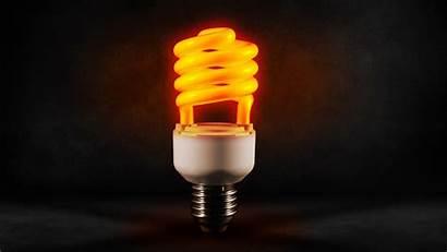 Lamp Energy Spiral 4k Saving Background Uhd