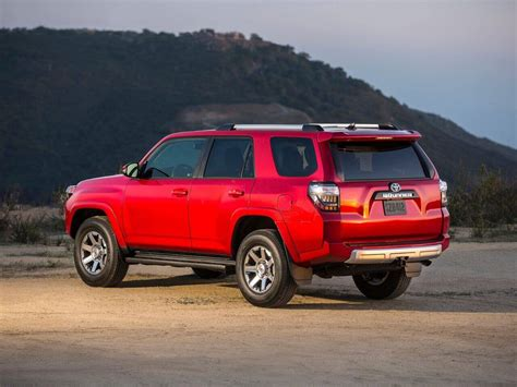 2019 Toyota 4runner  New Platform, Unibody Design And