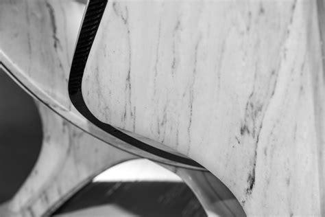 zaha hadid architects reveals  lapella chair