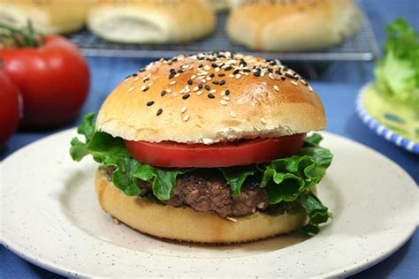 how to make hamburgers how to make hamburger buns and sandwich rolls hamburger bun recipe see what s cookin at the