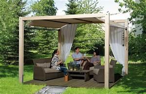 Haus Garten Shop : pavillon weka gartenoase 235 mit planendach kaufen im ~ Lizthompson.info Haus und Dekorationen