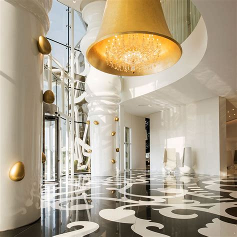 marcel wanders reveals grand design  mondrian doha