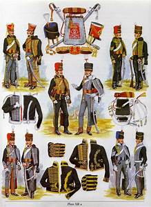 Unlucky General  Uniform Guide  10th Hussars  Prince Of Wales Own  1806