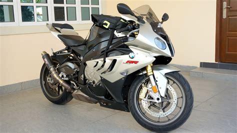 2011 Bmw S1000rr Start Up, Exhaust, And Walkaround