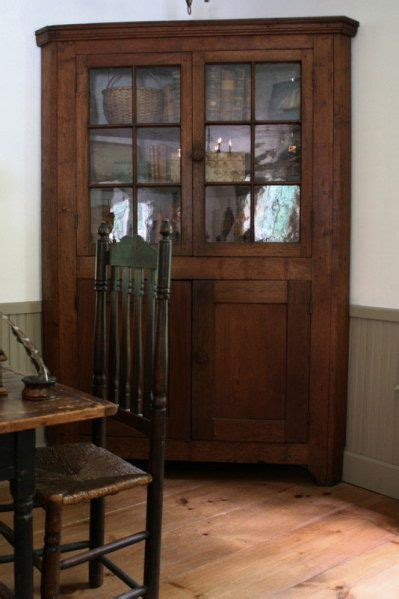corner cupboard antique woodworking projects plans