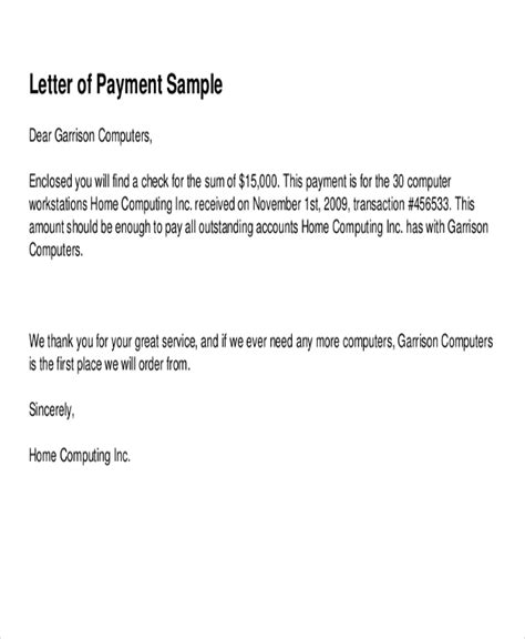 sample payment receipt forms  sample