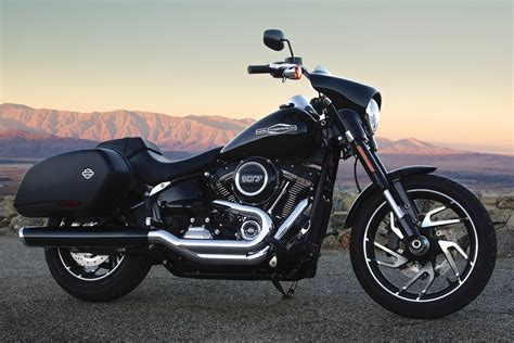 Harley Davidson Sport Glide Image by 2018 Harley Davidson Sport Glide Look 9 Fast Facts