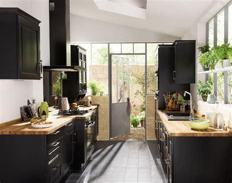 photo deco cuisine cuisine noir retro