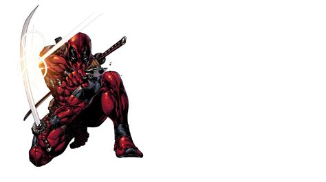 Deadpool Art Wallpapers Hd