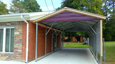 Steel Structures, Metal Carports, Clear Span, Garage And