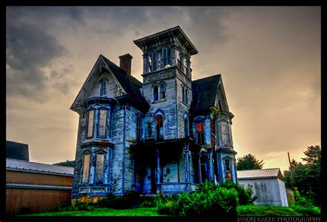 victorian homes considered haunted