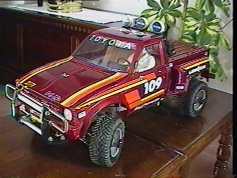 58028 toyota 4x4 up from robysoldtamiya showroom my 2nd hilux new built tamiya rc