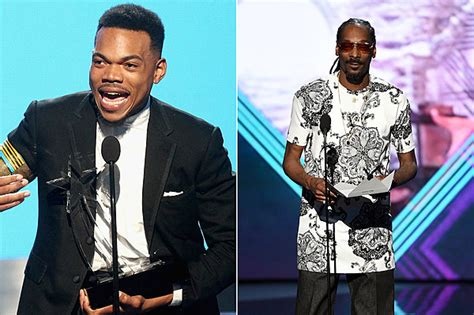 Chance The Rapper, Snoop Dogg Nominated For 2017 Emmy