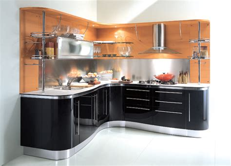 small modern kitchen ideas modern kitchen cabinet designs for small spaces