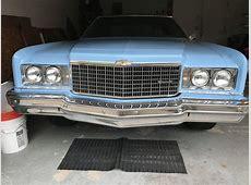 1975 Chevrolet Impala Overview CarGurus