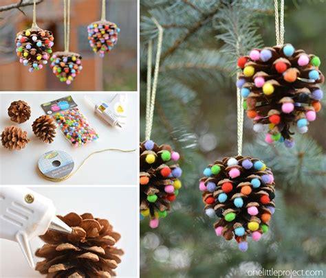 Dekoration Weihnachten Basteln by Easy Diy Decor Diy Decor