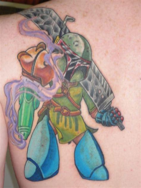 ultimate geek tattoo neatorama