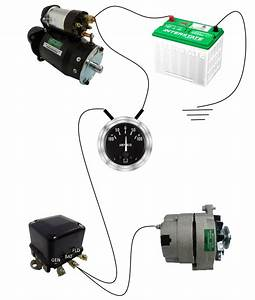 Generator To Alternator Conversion Wiring