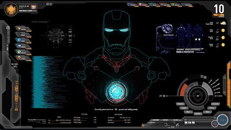 How To Install RainMeter with Iron Man/Tony Stark J.A.R.V