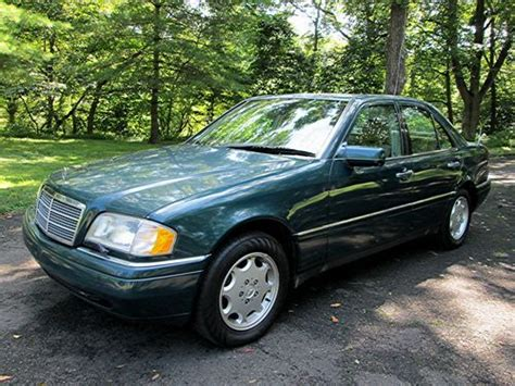 I cant believe that i have one! Purchase used No Reserve 1995 Mercedes-Benz C220 Base ...