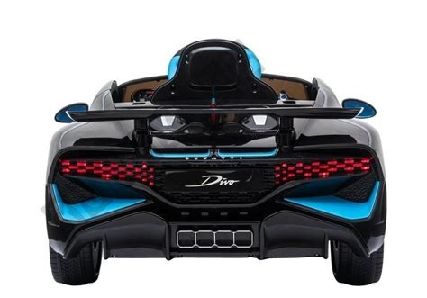 If time is money, then the bugatti divo more than justifies its price tag. Electric Ride-On Car Bugatti Divo Black Painted | | Tytuł ...