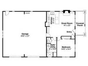 garage apartment floor plans garage apartment plans 1 garage apartment plan with 2 car garage 051g 0079 at www