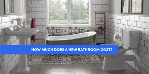 how much does a new bathroom cost basi bathrooms